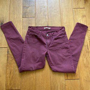 Levi's 317 Super Skinny Jeans